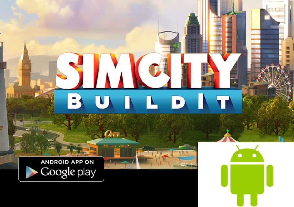 Download SimCity BuildIt for Android