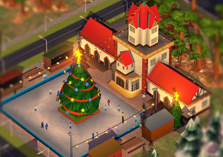 SimCity BuildIt Holidays