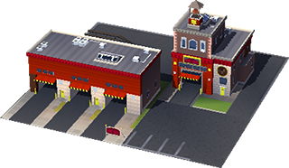 Basic Fire Station